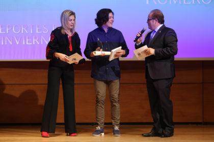 Martín Romero se acordó de sus compañeros en la terna de candidatos