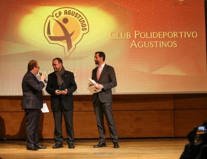 El director de los Agustinos explica el proyecto deportivo del colegio
