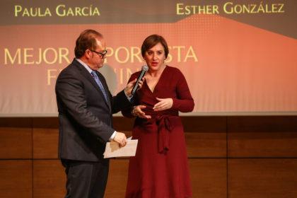 Sandra García habla del apoyo de la Junta de Andalucía al deporte