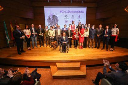 XXVII Gala del Deporte de Granada