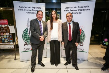 Tamara Frías, entre Rodríguez y Quílez