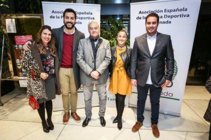 Juan Zívico y sus familiares
