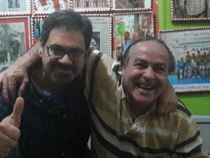 Carlos Landa y Paco 'Alemán'