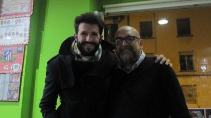 Enrique Árbol y Alejandro Morales
