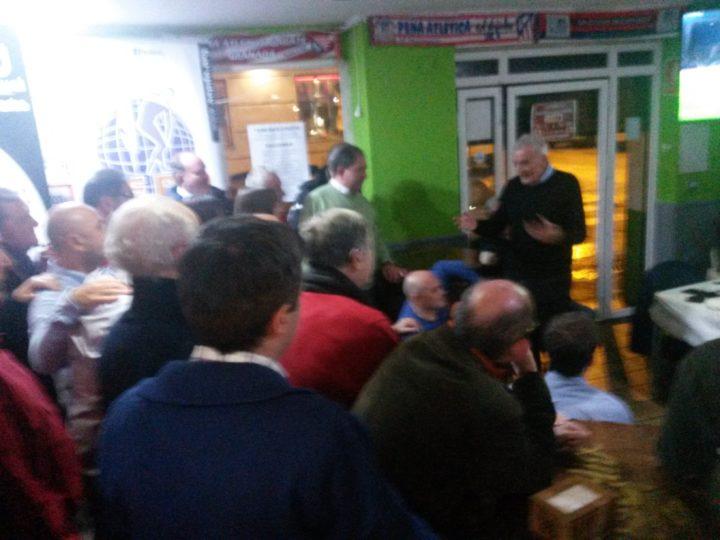 Osvaldo Menédez explica la elección de Teruel como sede de la Gala Nacional del Deporte