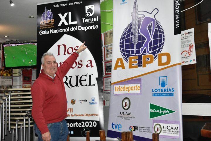 Pedro Feixas, de Motril... a Teruel